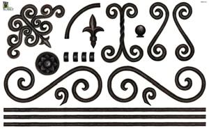 Wrought Iron Design
