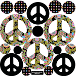 Black-groovy-peace-decals-B