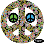 Groovy-black-peace-sign-decals