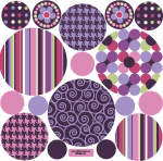 Purple-pink-dots-decal