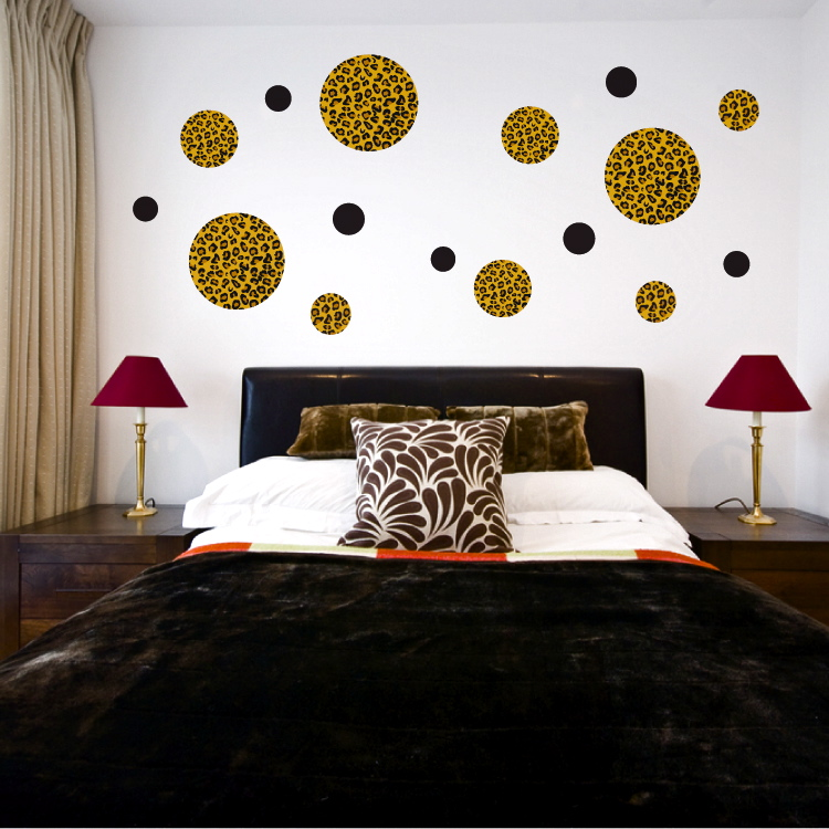 Go WILD With Animal Print Wall Decals!